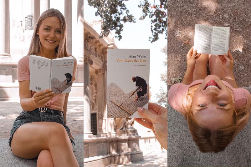 Du möchtest dich dem Buddhismus und dem Geist des Zen nähern. Dann kann dieses Buch sicherlich dabei helfen. Die Klassiker von Laotse sind aber noch besser.