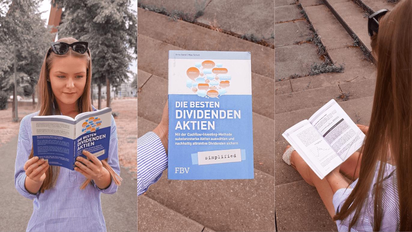 Die besten Dividenden Aktien Arne Sand Max Schott Buchrezension Finanzen Anlagestrategie