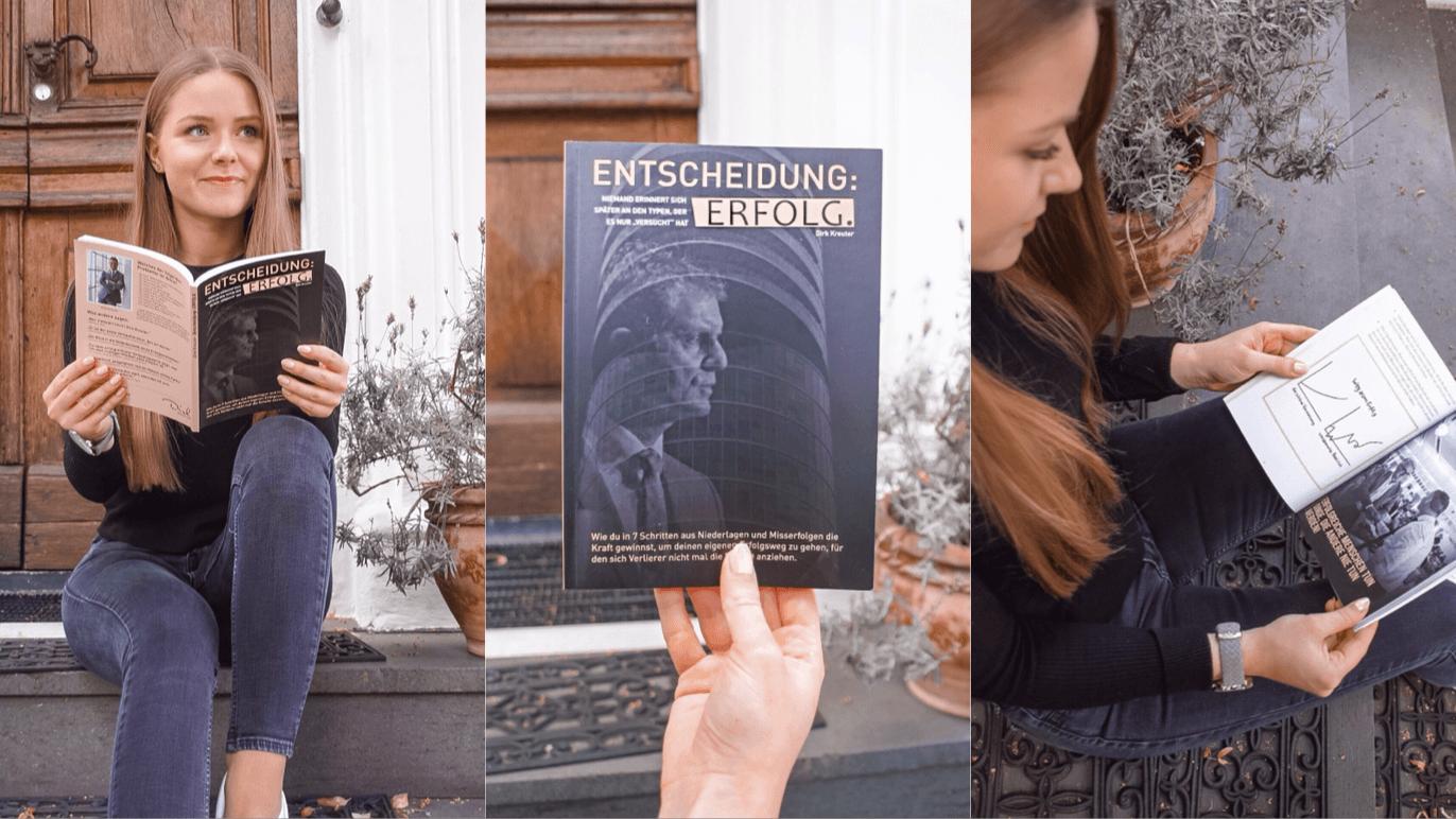 Entscheidung Erfolg Dirk Kreuter Buchrezension Verkauf Vertrieb