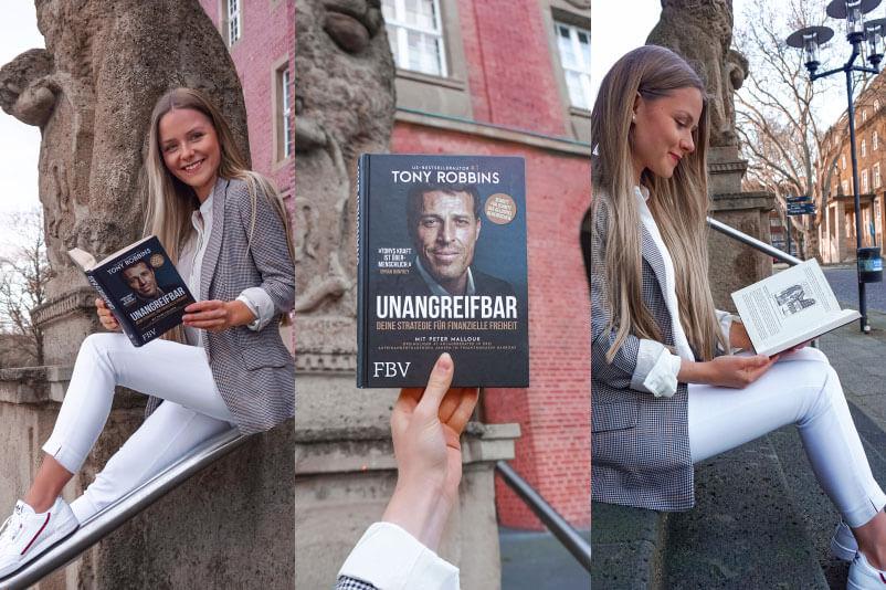 Tony Robbins, Ray Dalio und John Bogle wissen, wie Du Dich vor den Machenschaften der Finanzwelt schützen kannst Finanzberater und Makler hassen dieses Buch