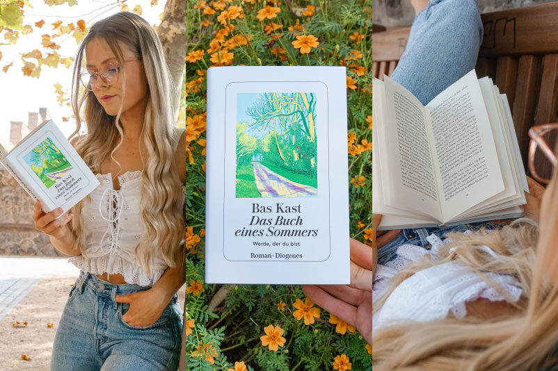 Eine wunderschöne Romangeschichte zum Bereich Persönlichkeitsentwicklung. Ein Buchtipp für alle die Paulo Coelho und Der Alchimist lieben