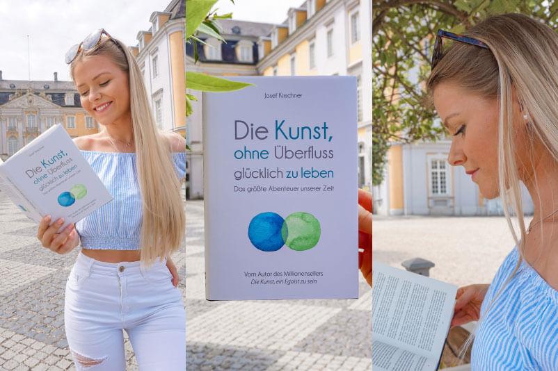 Josef Kirschner gibt Tipps und Tricks wie man der Konsumspirale entkommen kann und mit Minimalismus und Frugalismus glücklich wird.