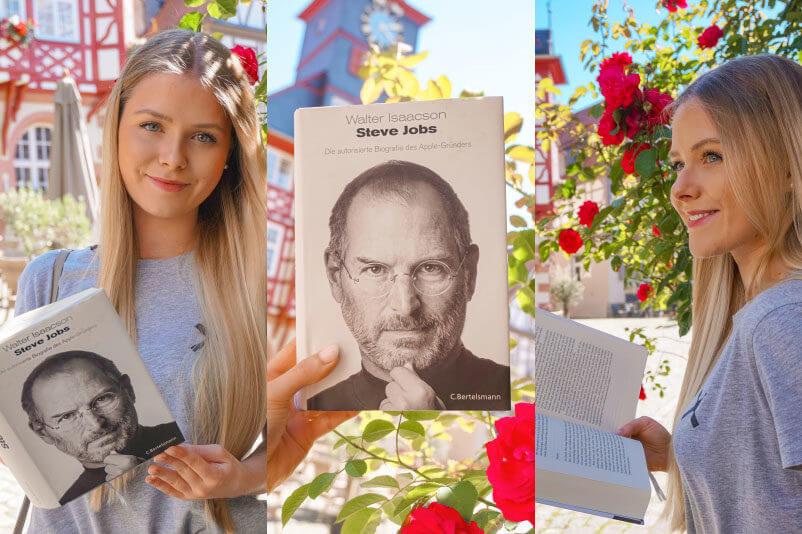 Die Biografie von Steve Jobs ist eines der besten Bücher dieses Genres, die ich jemals gelesen habe. Ein Visonär offen und ehrlich ...