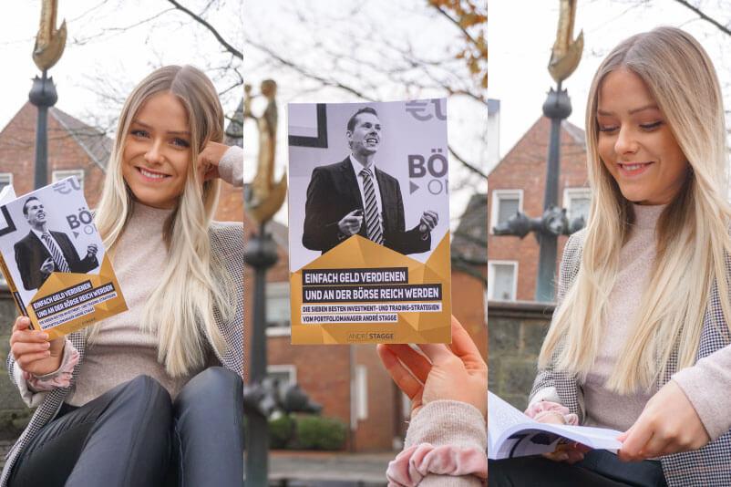 Portfoliomanagemer und Fondsexperte André Stagge. Sein Buch für Börseneinsteiger. 7 Investment- und Trading Strategien. Schlechtes Finanzbuch