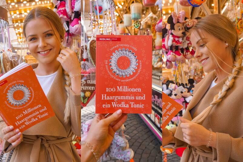 Eine wirklich interessante Female Empowerment Biografie einer jungen Start Up Gründerin Sophie Trelles-Tvede. Buchtipp für Gründer & Tüftler