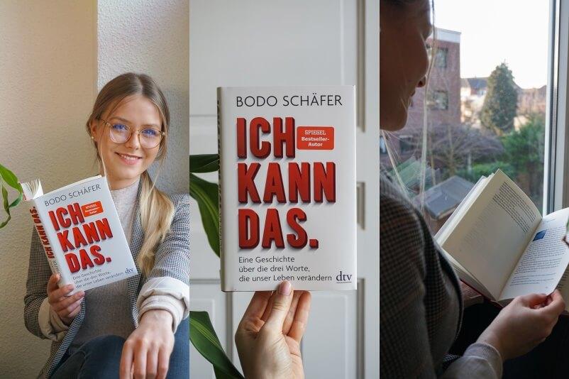 Das neuste Buch vom Bestseller Autor Bodo Schäfer und für mich auch das perfekte Buch, um sein Selbstbewusstsein zu stärken. Selbstvertrauen