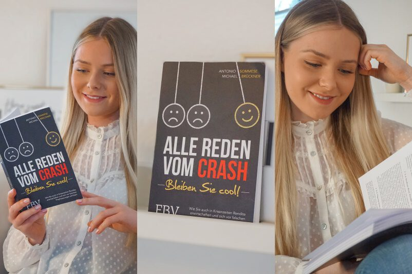 Warum verkaufen sich Crash Szenarien so gut. Warum verbreiten Crash Propheten so gerne Angst und wie verdienen sie ihr Geld damit? Finanzbuch