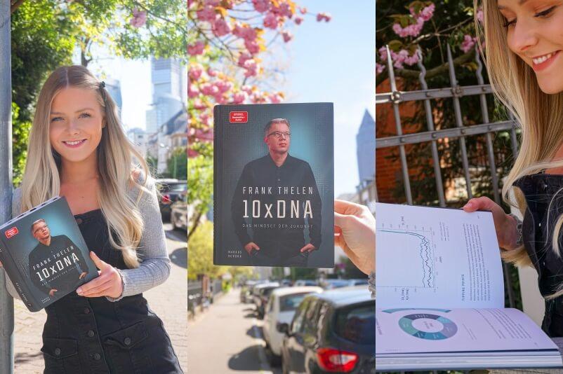 Frank Thelen als Visionär Investor und Unternehmer der Zukunft. Technik, Gesellschaft Ethik und Kapitalismus der Zukunft Buchtipp für alle