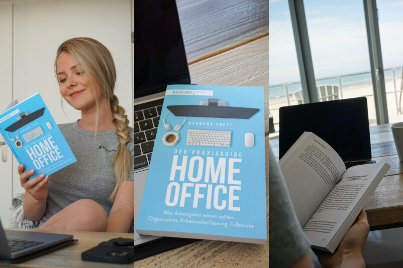 Eines der besten Bücher zum Thema Homeoffice und mobiles Arbeiten aus Unternehmenssicht mit rechtlichen Rahmenbedingungen und Tipps