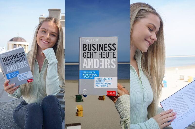 Ein perfektes Sammelwerk für viele unternehmerische Herausforderungen im Leben von Selbstständigen, Unternehmern und die es werden wollen.