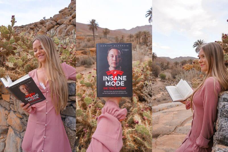 Es gibt definitiv bessere Biografien von Elon Musk und Tesla. Dennoch ist dieses Sachbuch lesenswert, wenn auch nicht das Beste zur Thematik