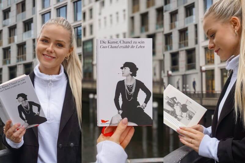 Die Biografie von Gabrielle Coco Chanel. Ein bewegtes Leben einer Unternehmerin und Modeikone, Emanze und freiheitsliebende Powerfrau.